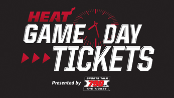 HEAT Game Day Tickets