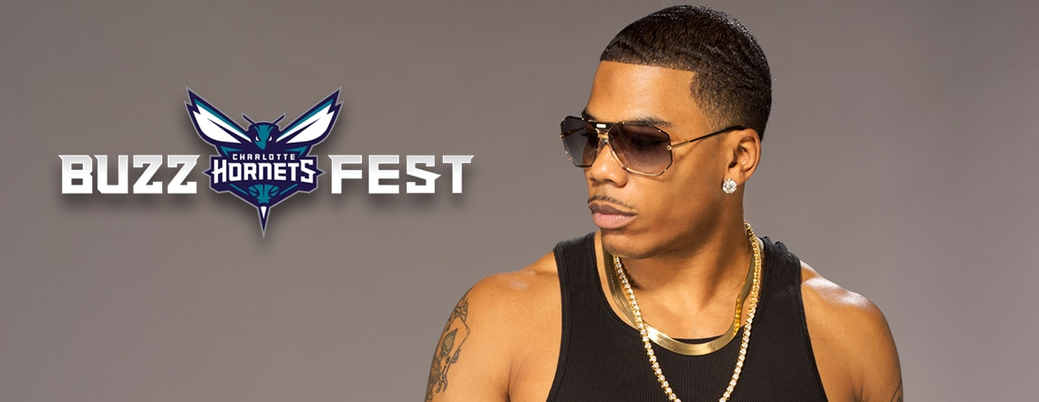 National Recording Artist Nelly Hosting Buzz Fest