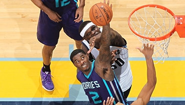 2014-15 Season in Review | Marvin Williams