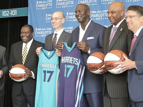 Charlotte to Host NBA All-Star 2017