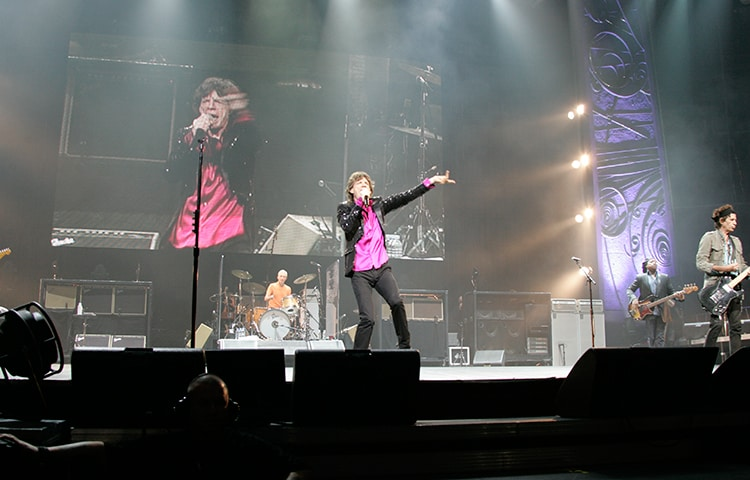 Charlotte's Time Warner Cable Arena marks the 10th anniversary of its grand opening, a sold-out concert by the Rolling Stones that took place on October 21, 2005. Check out the pics of the Arena's timeline leading up to its opening night.(TimeWarnerCableArena.com)