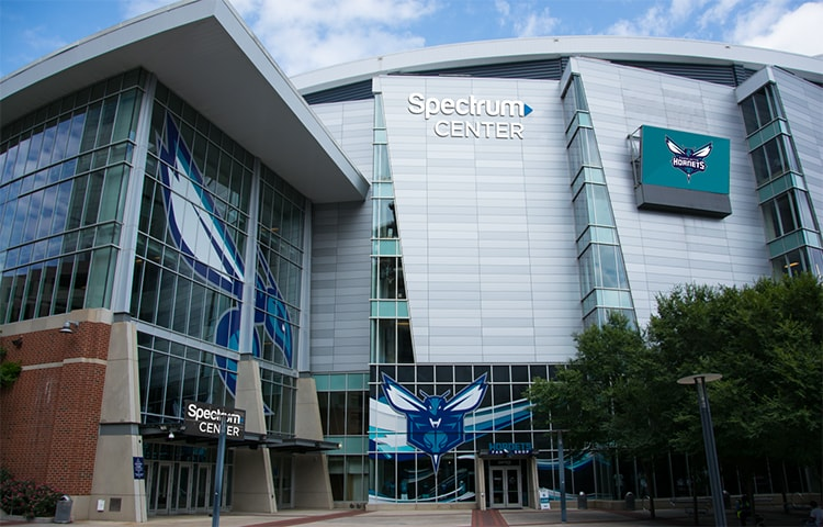 Spectrum Center Renderings - 08/17/16 | Charlotte Hornets