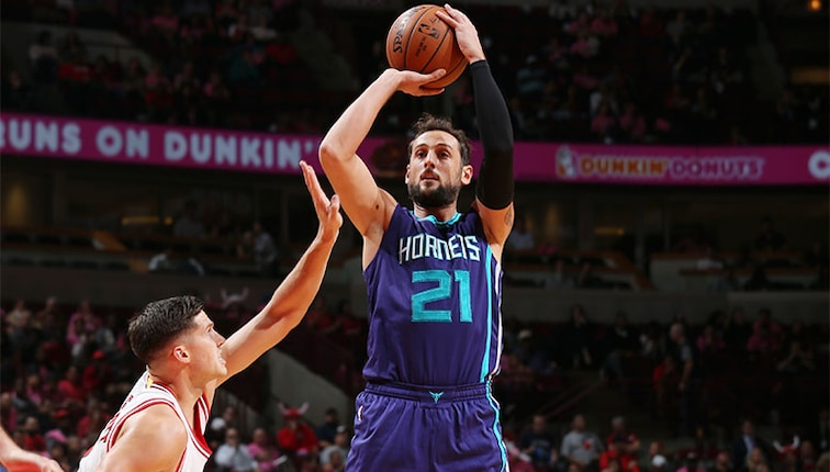 brand new bdf90 116bd Marco Belinelli: The Specialist | Charlotte Hornets