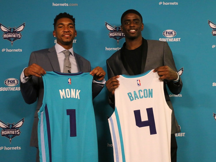 Hornets Post-Draft Rookie Gallery - 6/23/17 | Charlotte ...