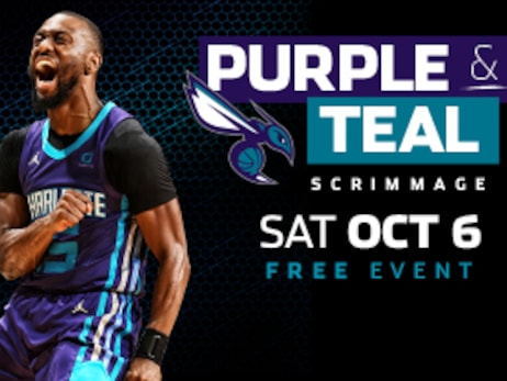 Live Coverage of Purple and Teal Scrimmage
