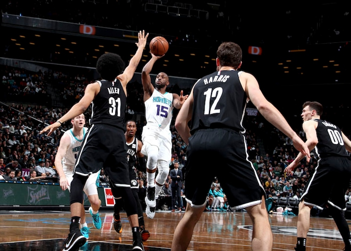Mistakes Cost Hornets In 2OT In Brooklyn
