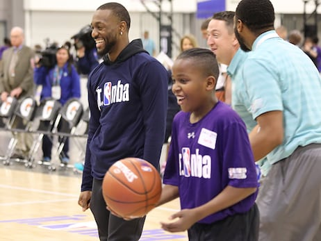 2019 All-STAR Weekend | Jr. NBA Day - 2/15/19