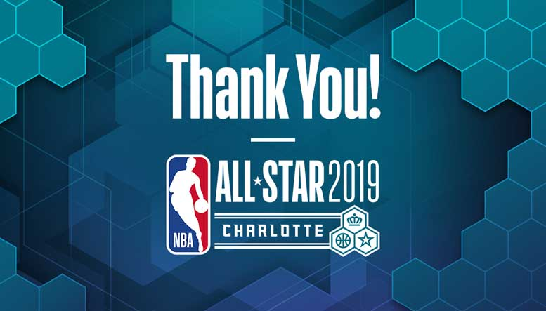7205abac97c City of Charlotte, NBA Put on Spectacular Show for All-Star Weekend