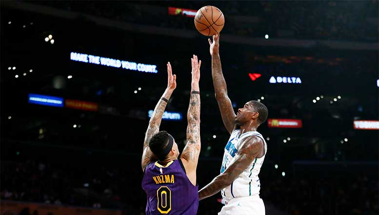 hot sale online a3424 d2349 Kemba, Young Core Playing Strong Down The Stretch