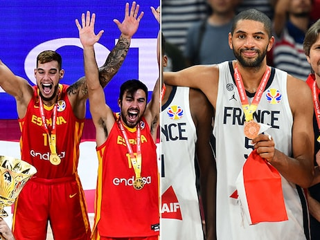 Hernangómez Wins Gold, Batum Grabs Bronze at FIBA World Cup