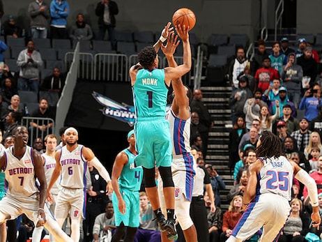 Perley's Press Pass: Hornets Playing with Poise in Clutch Time