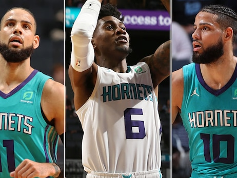 Hornets Assign Caleb Martin, Cody Martin and Jalen McDaniels to Swarm