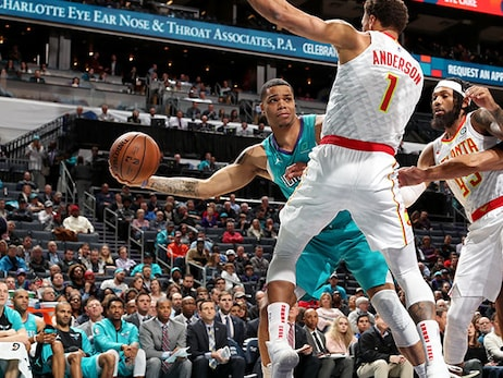 Hornets Look to Continue Home Success Against Atlanta Hawks