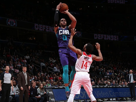Hornets Hosting Washington Wizards in Homestand Finale