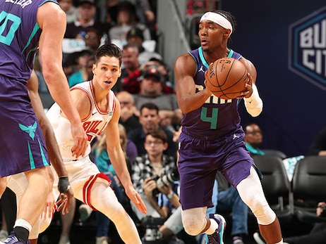 Hornets Head to Chicago Looking for 3rd-Straight Win