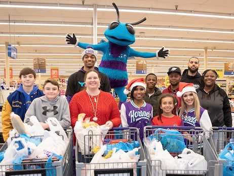 Gallery | Food Lion Shopping Spree - 12/20/19