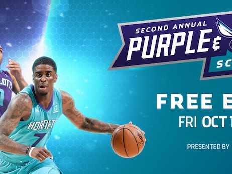 Hornets To Host Purple & Teal Scrimmage On October 18