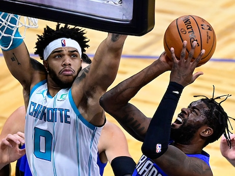 Hornets Eyeing Back-to-Back Road Sweep in Orlando