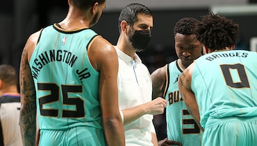 Trust, Development Have Readied Hornets for The Moment, Says Borrego