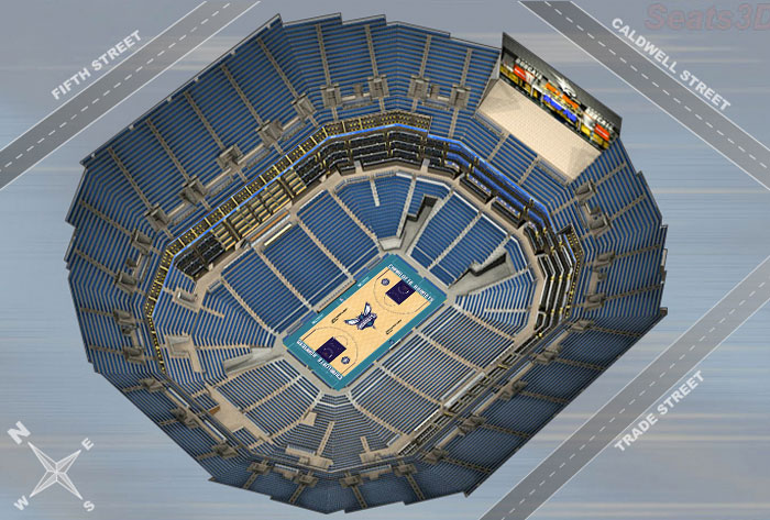 Luxury suites premium seats seating maps charlotte hornets