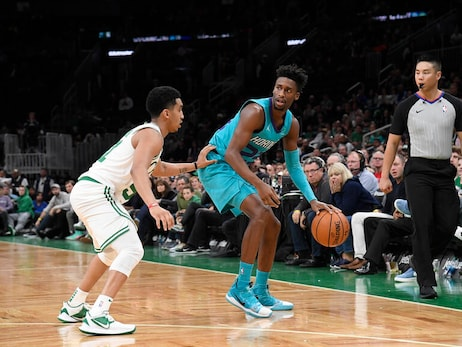 Charlotte Hornets Convert Kobi Simmons To Two-Way Contract