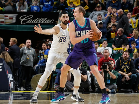 Hornets' Win Streak, Road Trip Ends with Loss to Indiana