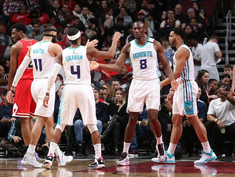 Season Recap: Hornets Lean Heavily on Bismack Biyombo For Leadership, Experience
