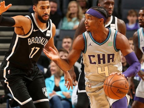 Brooklyn Buries Hornets with Early 4th-Quarter Run