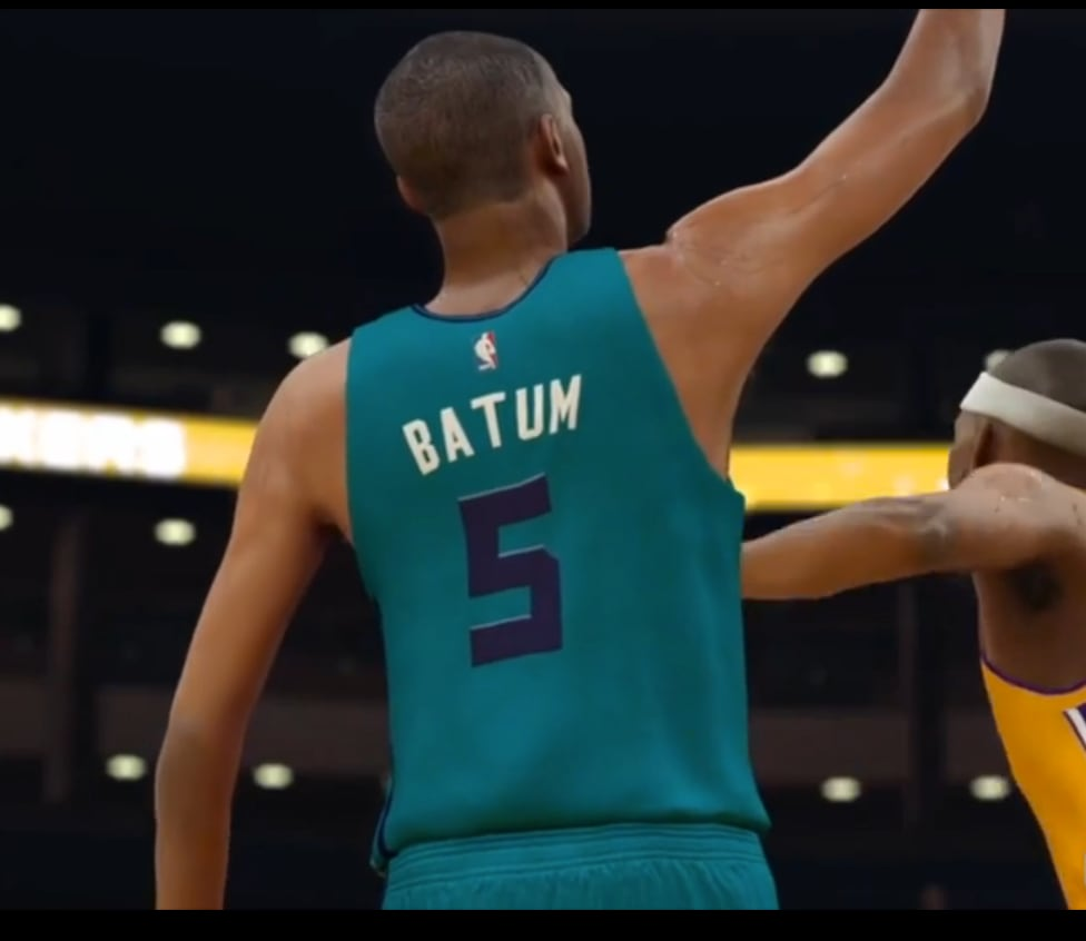 NBA2K Hornets Preview Vs Lakers - 2/28/17