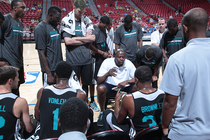 2014 NBA Summer League - Hornets vs Mavs
