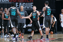 2014 NBA Summer League - Hornets vs Pelicans