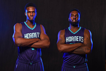 Hornets Rookie Photoshoot - 8/4/14
