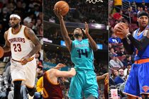 Michael Kidd-Gilchrist vs. Cavs and Knicks