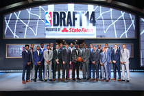Noah Vonleh - 2014 Draft Night Gallery