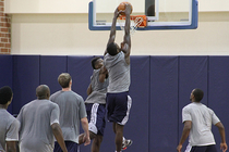 Cats Gearing Up for 2013-14 Season - Day 2 - 1