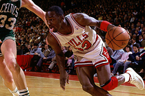 Michael Jordan On Court Gallery - 1