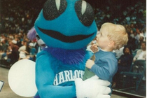 Throwback Hornets Fan Photos