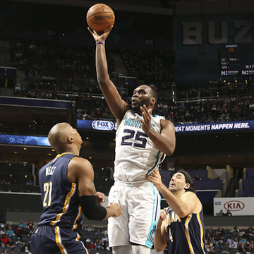 Al Jefferson vs. Indiana Pacers