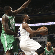 The Hornets fall to the Boston Celtics, 116 - 104