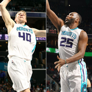 Hornets | Cody Zeller and Al Jefferson