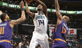 The Hornets Fall to the Phoenix Suns, 111 - 106