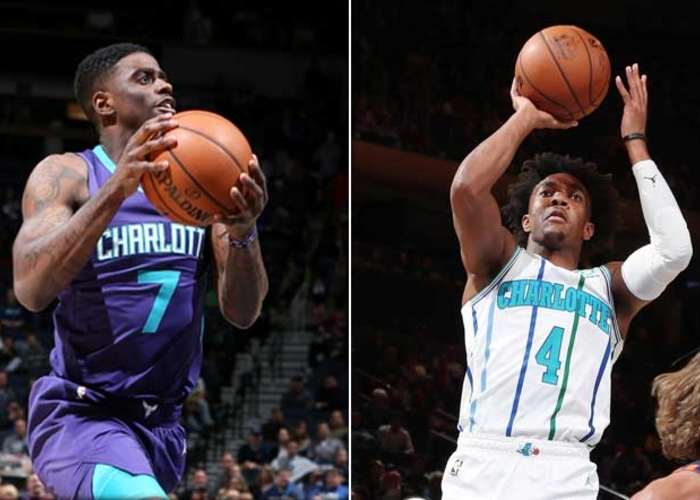 Hornets Assign Bacon and Graham To Greensboro Swarm