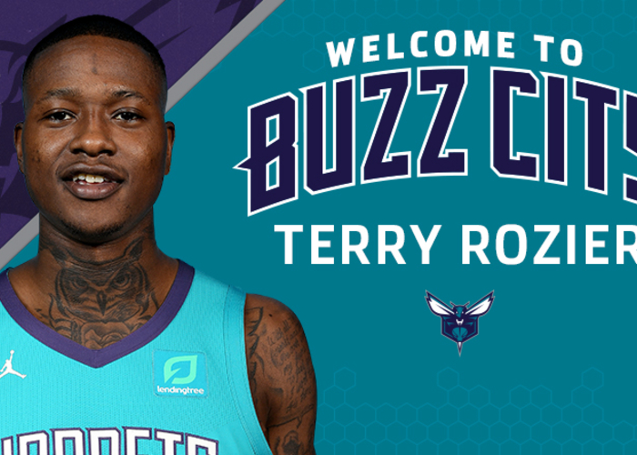 wholesale dealer 6a462 b7eeb Charlotte Hornets Acquire Terry Rozier From Boston Celtics ...