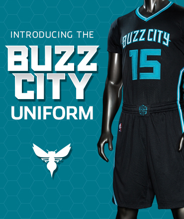 "Hornets Unveil ""PRIDE"" Uniform"