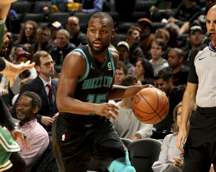 Kemba Steps Up, Stands Out in Win Over One of East's Best