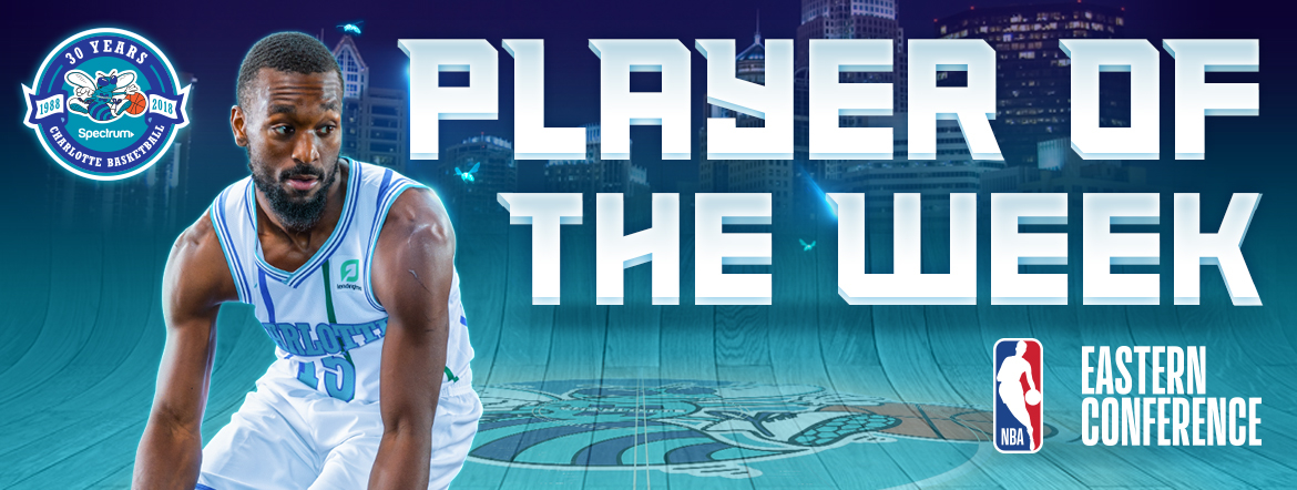 Kemba Walker Named Eastern Conference Player of the Week