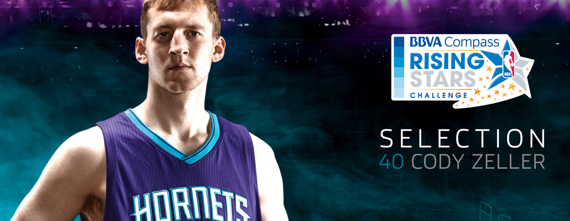 Cody to Play in Rising Stars Challenge