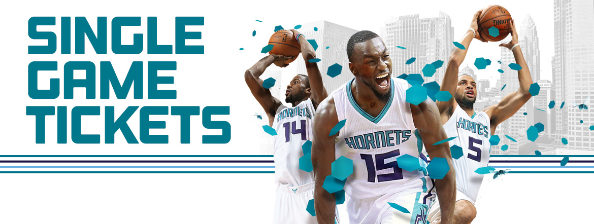 Hornets Single-Game Tickets On Sale Today