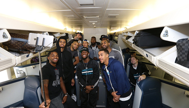 Hornets Head to China - 10/7/15