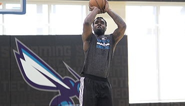 Video: Hairston Draft Workout